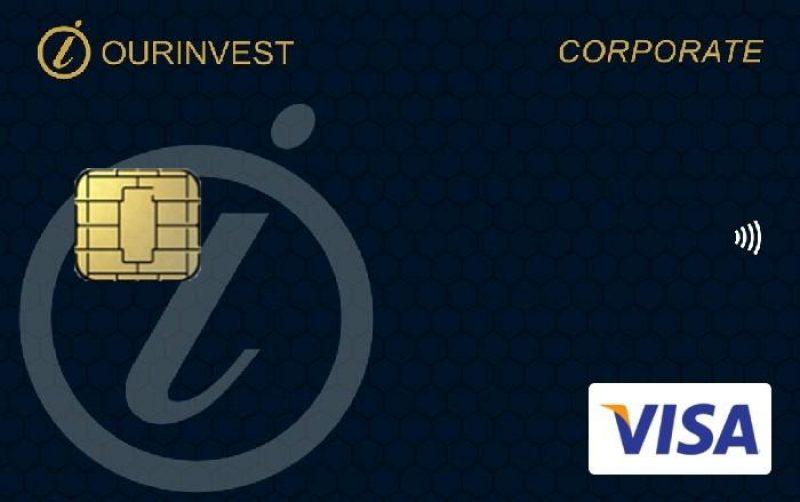 Cartão Ourinvest